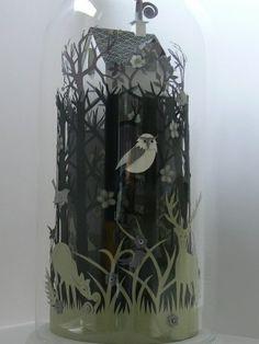 Helen Musselwhite paper art