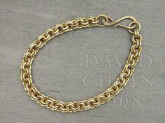 Davidchain Jewelry - Double Chain Tutorial
