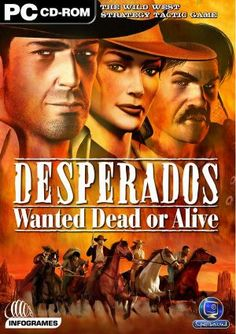 Desperados Wanted Dead or Alive Game Free Download Full Version For PC- GOG Is Here Now. It's A Strategy Full PC Game Free Download, PC Game Download, Highly Compressed PC Game Download, Download Full Version, Full Version Games
