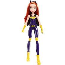 DC Super Hero Girls - Batgirl - Muñeca Entrenamiento