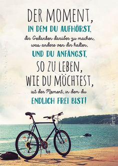 Endlich frei - New Ideas More Than Words, Some Words, Words Quotes, Me Quotes, Jolie Phrase, German Quotes, Just Do It, Beautiful Words, Favorite Quotes