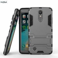 WolfRule Case For LG K8 2017 Cover Silicone   Plastic Holder Shockproof Case  For LG LV3 95efcc7f624c