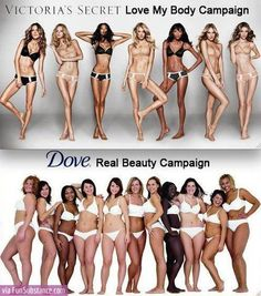 yessss to healthy bodies!! #dove