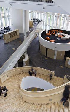 Wanna Improve Education? Demolish the Classrooms | Co.Design | business + design
