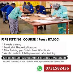COURSES OFFERED call us for Booking & registration on +27731582436/ +27604291718 Forklift Grader s Drill Rig Bulldozer Excavator Road Roller Dump truck FRONT END-LOADER Mobile Crane Tower Crane Leane … Drilling Rig, Course Offering, Dump Truck, Training Courses, Rigs, Crane, Tower, Trucks, Lathe