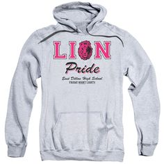 "Checkout our #LicensedGear products FREE SHIPPING + 10% OFF Coupon Code ""Official"" Friday Night Lights / Lions Pride - Adult Pull-over Hoodieheather - Friday Night Lights / Lions Pride - Adult Pull-over Hoodieheather - Price: $49.99. Buy now at https://officiallylicensedgear.com/friday-night-lights-lions-pride-adult-pull-over-hoodieheather"