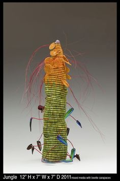 coiled weaving sculpture - Google Search
