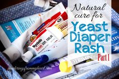 Natural Remedy for Yeast Diaper Rash | Part 1