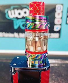 If you\'re looking to blow far clouds then the . #TFV12 is the prefect tank for that! With a wattage range of 100-350 You van run it as hot as you want for the fastest of clouds! Come check it out! #WooVapes #Vaping All products posted are available at Woovapes.com #ejuice #vaping #vapegram #vapeusa #vapersgram #vape #vapeon #vapelife #vapeshop #vapedaily #vapecommunity #ecig #handckeck #vapor #vapecontest #vaperazzi #subohm #mouthtolung #vapers #vaper #instavaperz #vapeagency #dripbydesign #drip