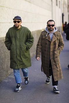 Les meilleurs street looks de la Fashion Week de Milan | GQ France