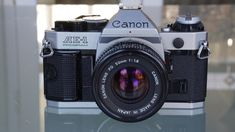 Canon AE-1 Program great camera