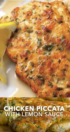 This is Amazing Chicken Piccata with Lemon Sauce Recipe >> Bestchickenrecipe chickenrecipe chickenpiccata piccata lemonsauce chickenpiccatawithlemonsauce chickendinner 421719952609190868 Best Chicken Recipes, Turkey Recipes, Meat Recipes, Dinner Recipes, Cooking Recipes, Healthy Recipes, Cooking Hacks, Breakfast Recipes, Recipies
