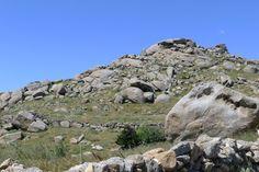Typical Mykonian Landscape....round bolders
