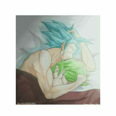 Vegetto and Kefla