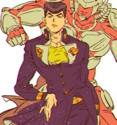 Josuke Higashikata | Jojo's Bizarre Adventures | Diamond is Unbreakable