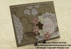 Vintage Hexagon Hive