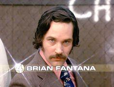 Paul Rudd as Brian Fantana <3