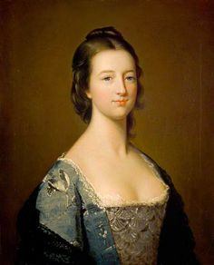 Elizabeth Gunning (1733–1790), Duchess of Hamilton (Later Duchess of Argyll), Famous Beauty by Gavin HAMILTON (Scottish 1723-1798)