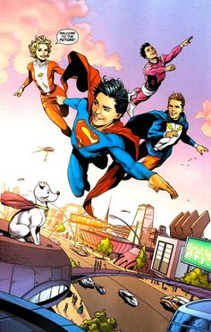 Superman : Secret Origins #2