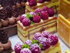 fruit millefeuille