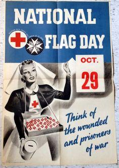 flag day st john