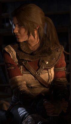 Tomb Raider Game, Lara Croft, Fan Art, Cosplay Rise of the tomb raider