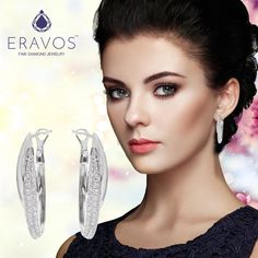 Hey, hey! Friday is here! And we welcome it with a sensational pair of earrings. Show Friday your best wearing a stunning pair from eravos. The best quality at the best price! Check them out at www.eravos.com.