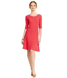 Geranium:Alex Marie Tabetha Textured Dress
