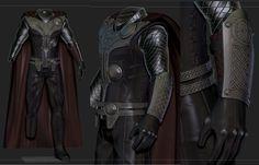 Asgardian Armor For Skyrim 2 by Zerofrust on deviantART