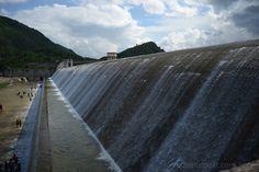 Small Dam near Udaipur, Rajasthan