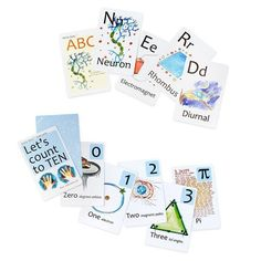 20 Alphabet Flashcard Sets For Every Style — Roundup | Apartment Therapy