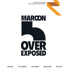 Maroon 5 Poster by Suly Riva, via Behance James Valentine, Universal Music Group, Typographic Design, Maroon 5, Behance, Logos, Poster, Illustrations, Logo