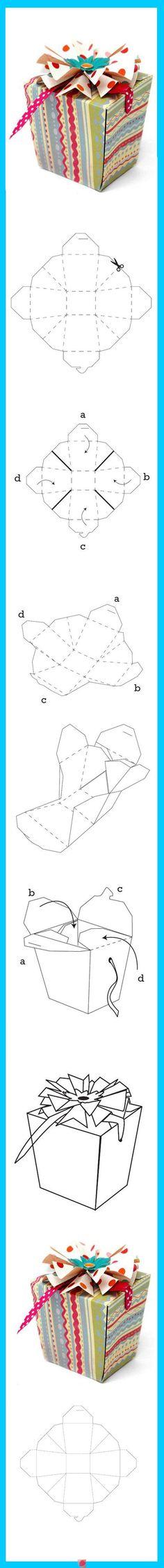Box templates:
