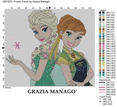 Frozen fever - il mio mondo a crocette Disney Stitch, Lilo E Stitch, Stitch Cartoon, Frozen Cross Stitch, Cross Stitch Baby, Modern Cross Stitch, Cross Stitch Charts, Disney Cross Stitch Patterns, Cross Stitch Designs