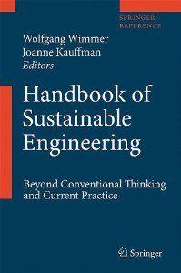 Handbook of Sustainable Engineering: Amazon.co.uk: Joanne Kauffman, Kun Mo LEE: Books