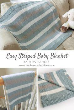 If You Don't Know How To Knit A Baby Blanket * wenn sie nicht wissen, wie man eine babydecke strickt * * si vous ne savez pas comment tricoter une couverture pour bébé * si no sabes cómo tejer una manta para bebé Free Baby Blanket Patterns, Crochet Blanket Patterns, Baby Blanket Crochet, Baby Patterns, Crochet Baby, Knit Crochet, Crochet Pattern, How To Sew Baby Blanket, Easy Knit Blanket
