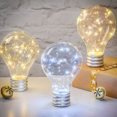 Are you interested in our LED light bulbs? With our Light bulb for christmas you need look no further.