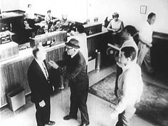 Bank Robberies circa 1968 FBI Training Film 8min: http://youtu.be/hqFmV0nSwRg #bank #crime #FBI