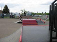 Skate Park, Design Elements, Sidewalk, Exterior, Image, Walkway, Elements Of Design, Outdoor Spaces, Walkways