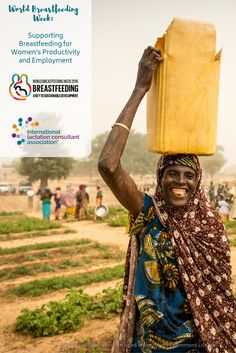 World Breastfeeding Week: Supporting Breastfeeding for Women's Productivity and Employment World Breastfeeding Week, Breastfeeding Support, Work Opportunities, Lactation Consultant, Productivity, Equality, How To Find Out, Gender, Education