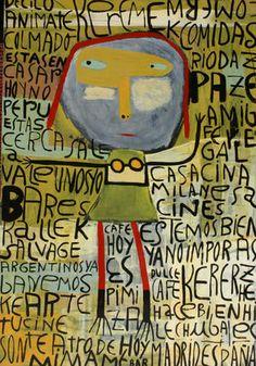 арт лица подборка от Michelle Bernard