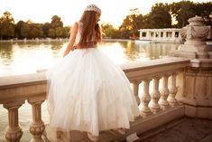 Fotos del traje de primera comunion en el parque - elestudiodeblanca.com
