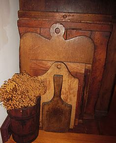 I want some bread board like this for my home someday!