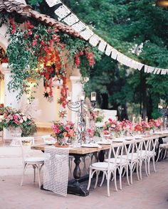 Eye candy in every direction you turn from M+J's @rancholaslomas #spanishwedding with @hseventplanning. #contax645 #portra800 #portra #film #californiawedding #weddinginspiration #wedspiration #fallwedding Planning & Design @hseventplanning Photography @the.mccunes Venue @rancholaslomas Catering @24carrots Flowers @invitingoc Band @thesocietyband Invitation @darlamariedesigns H+MU @designvisage DJ @djpeterpop Videography @hoo_films Rentals @casadeperrin Linen @latavolalinen Cake…