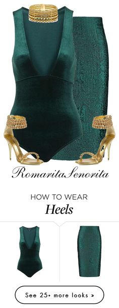 Trend To Wear: Heels Sets