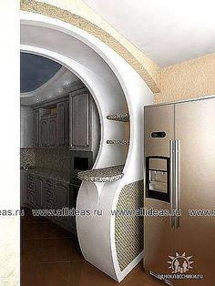 House Arch Design, Door Gate Design, Tv Wall Design, Home Room Design, Interior Design Living Room, Living Room Designs, Kitchen Design, Interior Decorating, Plafond Design