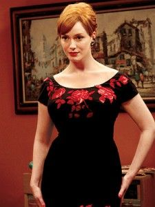 Joan Harris, Mad Men i loooove her dress!!!!!!!!!!!!!!!!!!!!!!