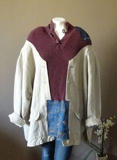 30 best women's fashion upcycled boho ladies clothing  bekleidung damen sweatshirt c 1_18 #10