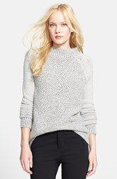 Vince Seed Stitch Crewneck Sweater