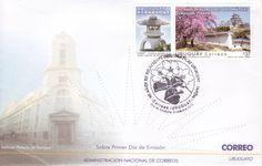 60 - 90 Años Relaciónes Diplomáticas Uruguay - Japón